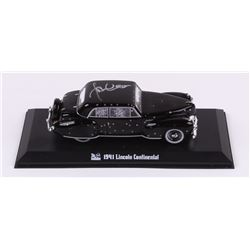 "James Caan Signed ""The Godfather"" 1941 Lincoln Continental Die-Cast Car (Schwartz COA)"