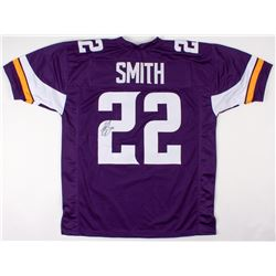 Harrison Smith Signed Vikings Jersey (TSE Hologram)