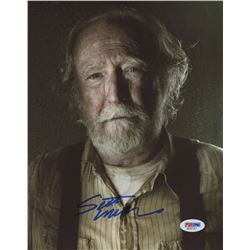 "Scott Wilson Signed ""The Walking Dead"" 8x10 Photo (PSA COA)"