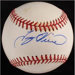Tony Oliva Signed OML Baseball (JSA COA)