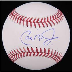 Cal Ripken Jr. Signed OML Baseball (Radtke Hologram)