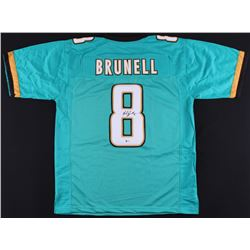 Mark Brunell Signed Jaguars Jersey (Beckett COA)