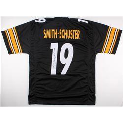 Juju Smith-Schuster Signed Steelers Jersey (JSA COA)