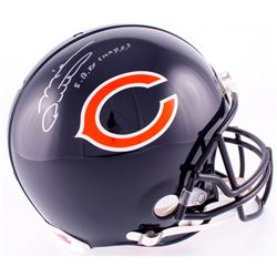 "Mike Ditka Signed Bears Full-Size Authentic On-Field Helmet Inscribed ""SB XX Champs"" (Schwartz COA)"