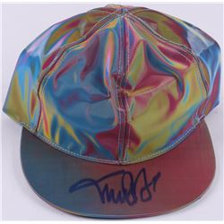 """Michael J. Fox Signed """"Back to the Future II"""" Hat (JSA COA)"""
