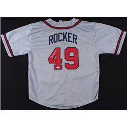 John Rocker Signed Braves Jersey (JSA COA)