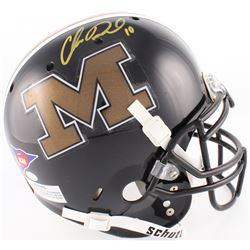 Chase Daniel Signed Missouri Tigers Full-Size Authentic On-Field Helmet (JSA COA)