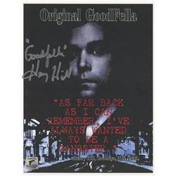 "Henry Hill Signed ""Goodfellas"" 8x10 Photo Inscribed ""Goodfella"" (Hill Hologram)"