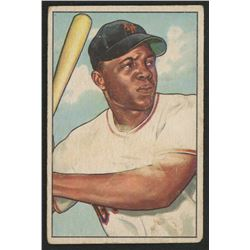 1952 Bowman #218 Willie Mays