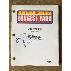 "Chris Rock Signed ""The Longest Yark"" Full Movie Script (PSA COA)"