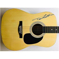 Trace Adkins Signed Acoustic Guitar (JSA COA)