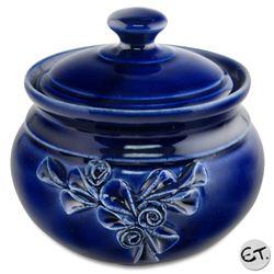 Ceramic Jar with Lid by Tamosiunas, Eugenijus