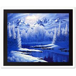 Deep Blue Reflections by Rattenbury, Jon