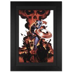 Captain America #1 by Stan Lee - Marvel Comics