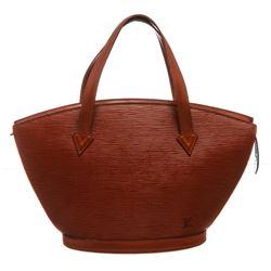 Louis Vuitton Sienna Brown Epi Leather St Jacques PM Shoulder Bag