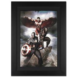 Captain America: Hail Hydra #3 by Stan Lee - Marvel Comics