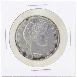 1898 Barber Half Dollar Coin