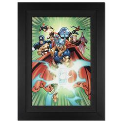 Last Hero Standing #5 by Stan Lee - Marvel Comics