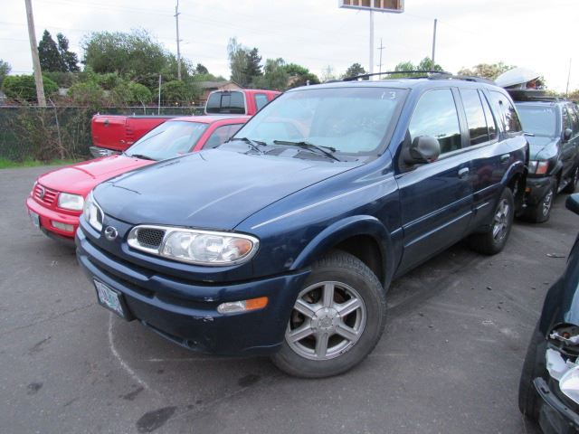 2002 Oldsmobile Bravada Speeds Auto Auctions