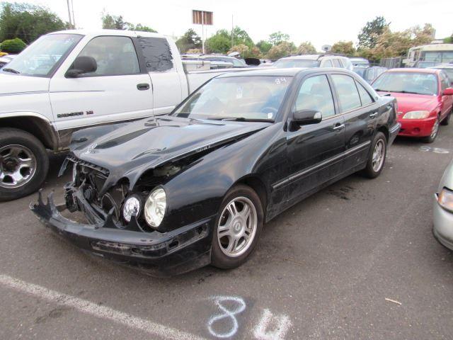Image 1 : 2001 Mercedes Benz E320 ...