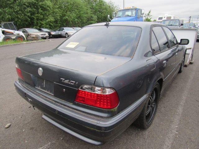 2001 Bmw 740i Speeds Auto Auctions