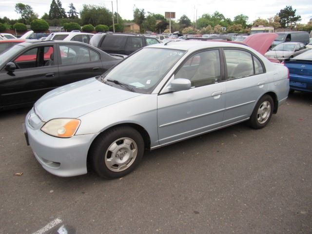 Image 1 : 2003 Honda Civic Hybrid ...