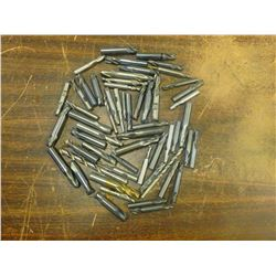 Lot of Misc HSS End Mills