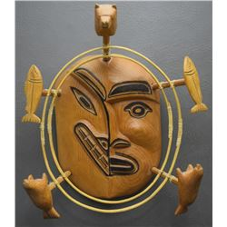 NORTH WEST COAST MASK (OENGA)
