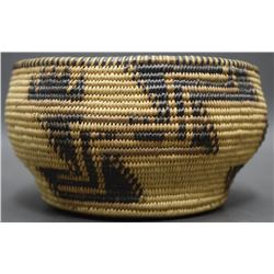 MOUNTAIN MAIDU BASKETRY BOWL