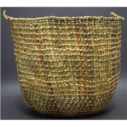 SALISH BASKETRY BOWL