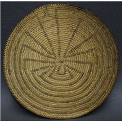 PIMA BASKETRY PLAQUE