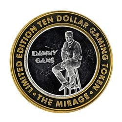 .999 Silver The Mirage Las Vegas, Nevada $10 Casino Limited Edition Gaming Token
