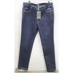 (WOMENS) PAIR OF BLUE RABE SKINNY JEANS SIZE 44