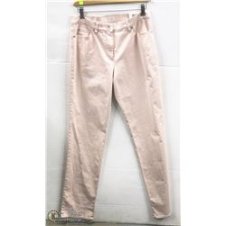 (WOMENS) PAIR OF PINK GERRY WEBER SKINNY JEANS SIZE 36