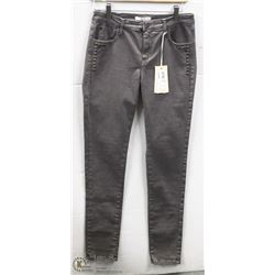 (WOMENS) PAIR OF GREY GAUDI JEANS SKINNY JEANS SIZE 28