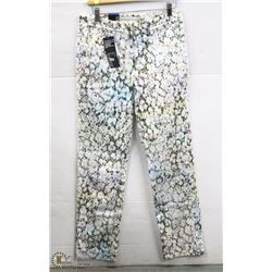 (WOMENS) PAIR OF ZERRES PRINTED JEAN SIZE 38