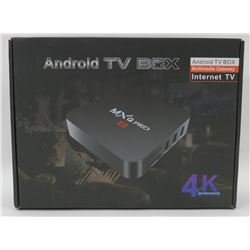 NEW MXQ PRO 4K ANDROID TV BOX MULTIMEDIA GATEWAY