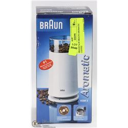 BRAND NEW BRAUN AROMATIC COFFEE