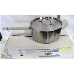 7.5QT HD SAUCE PAN INDUCTION CAPABLE