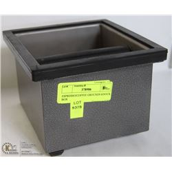 ESPRESSO/COFFEE GROUNDS KNOCK BOX