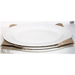 """15"""" OVAL PLATTERS - LOT OF 3"""