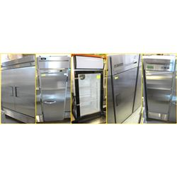 UPRIGHT COOLERS & FREEZER!
