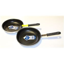 POLARWARE  8`` FRY PANS - LOT OF 2