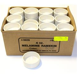 ON CHOICE: 4OZ MELAMINE RAMEKINS BOX OF 48