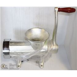 NEW TABLE MOUNT MEAT GRINDER