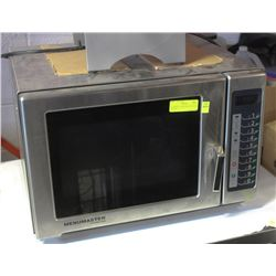 MICROWAVE MENU MASTER MODEL MFS18TS