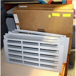 "10 CAMBRO 24""x18"" SHELF-VENTS"