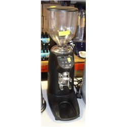 COMPAK E6 BLACK COFFEE GRINDER