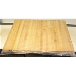 ON CHOICE: NEW HARD CANADIAN MAPLE CARVING BOARD
