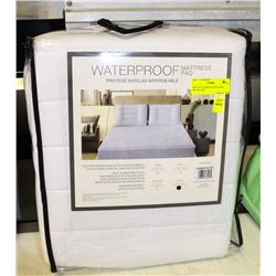 KING WATERPROOF MATTRESS PROTECTOR